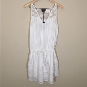 New PAIGE Tabea Beach Coverup Crochet Dress